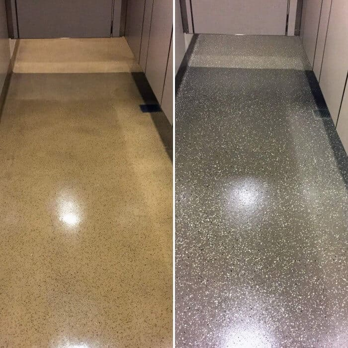 SaniGLAZE Tile and Grout Cleaning